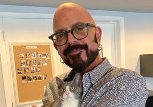 'My Cat from Hell's' Jackson Galaxy on the Benefit of Pets in Quarantine,…
