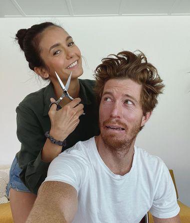 Nina Dobrev & Shaun White Make It Instagram Official