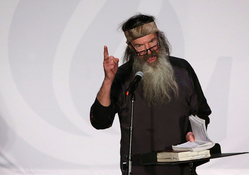 'Duck Dynasty' Star Phil Robertson Reveals His Secret Daughter from an Affair