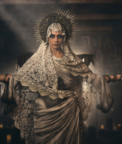 Lorenza Izzo on Her Terrifying Turn as Santa Muerte in 'Penny Dreadful: City…