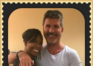 Why Simon Cowell Is Praising 'AGT' Contestant Brandon Rogers' Mom…