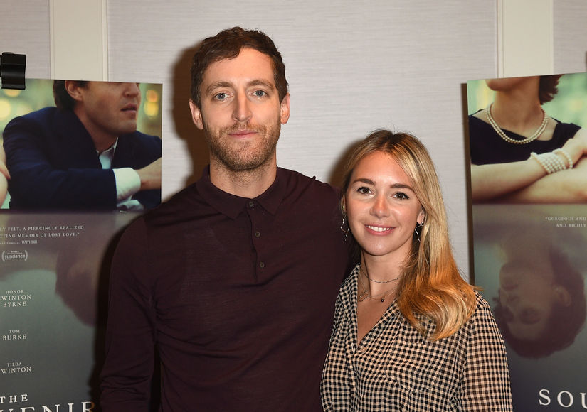 Thomas Middleditch & Mollie Gates Split
