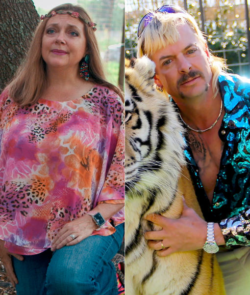 'Tiger King' Plot Twist: Carole Baskin Now Owns Joe Exotic's Zoo