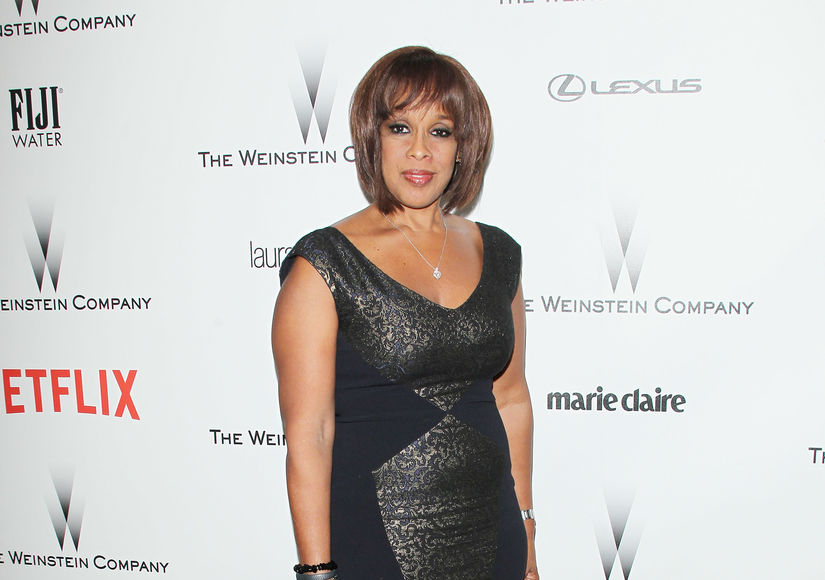 Gayle King in 'Deep Despair' Following George Floyd's Death