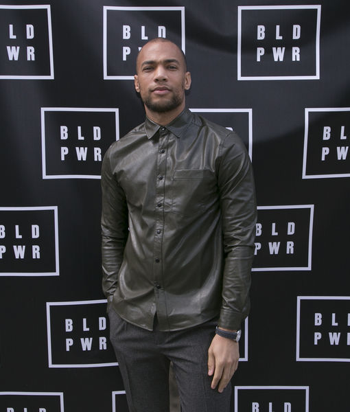 Kendrick Sampson Recounts Being Hit with Rubber Bullets During Protest, Plus:…