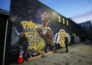 Kobe Bryant Murals Saved from Damage Amid Los Angeles Protests