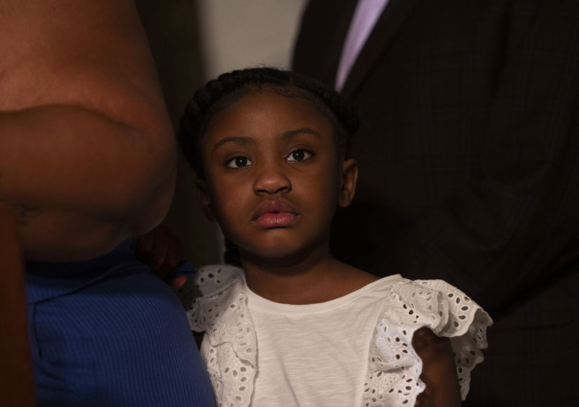 George Floyd's 6-Year-Old Daughter Speaks Out About Her Father: 'I Miss Him'