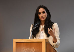 Meghan Markle Breaks Her Silence on George Floyd
