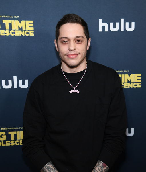 Why Pete Davidson Got 'Emotional' During Filming of 'The King of Staten…