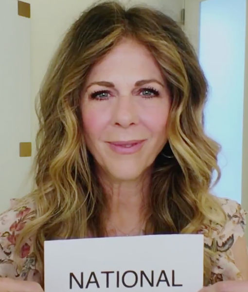 Rita Wilson, Noah Wyle & Others Team Up to Support Nurses Amid COVID-19