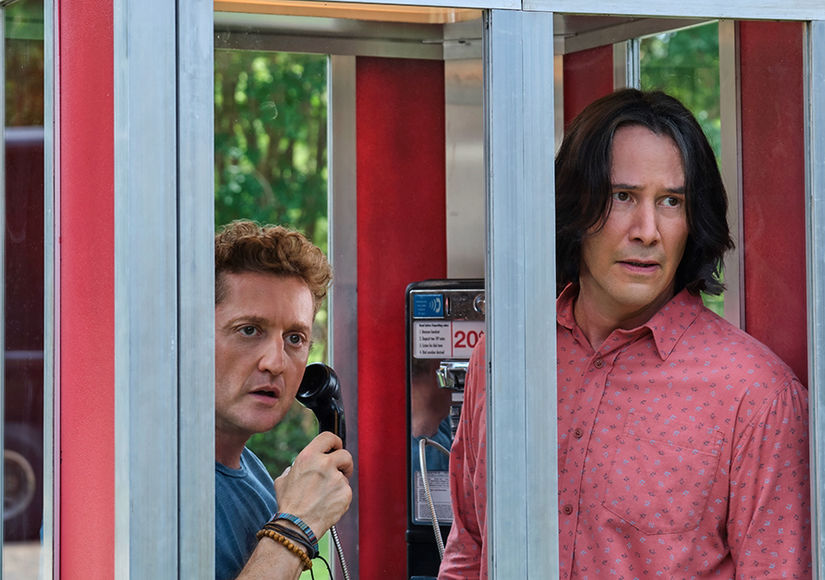 Watch the Excellent New Trailer for 'Bill & Ted Face the Music'