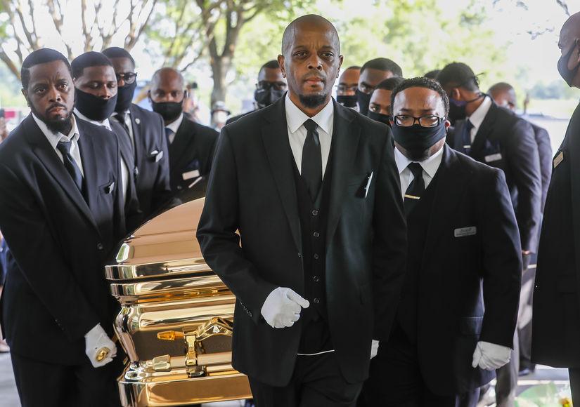 Video: George Floyd's Funeral in Houston