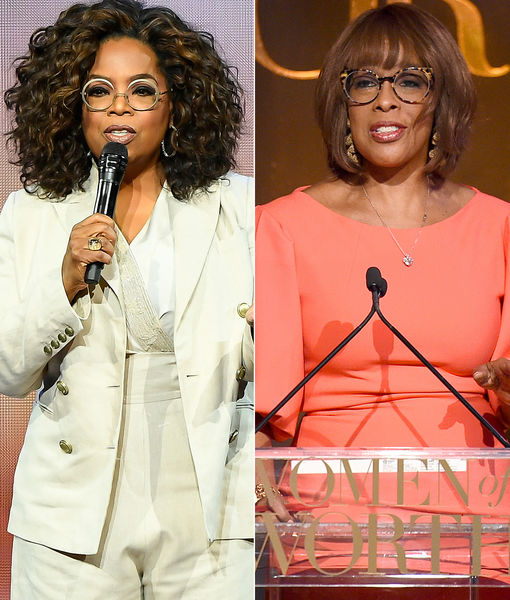Oprah & Gayle Ask Tough Questions About Racism and Justice in Separate Specials