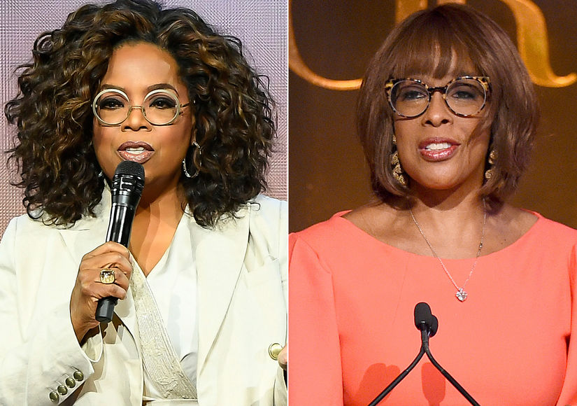 Oprah & Gayle Ask Tough Questions About Racism