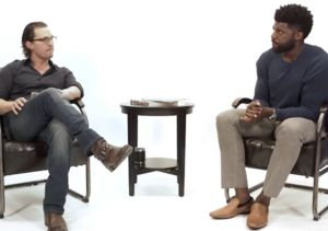 Emmanuel Acho & Matthew McConaughey End Conversation with Poignant Langston…
