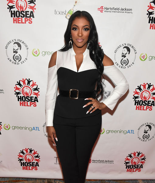 Reality Star Porsha Williams Arrested at Breonna Taylor Protest