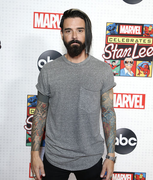 Singer Chris Carrabba Hospitalized After Serious Accident