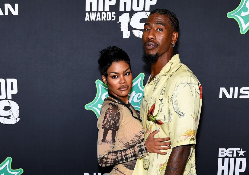First Video! Teyana Taylor & Iman Shumpert Welcome Baby #2