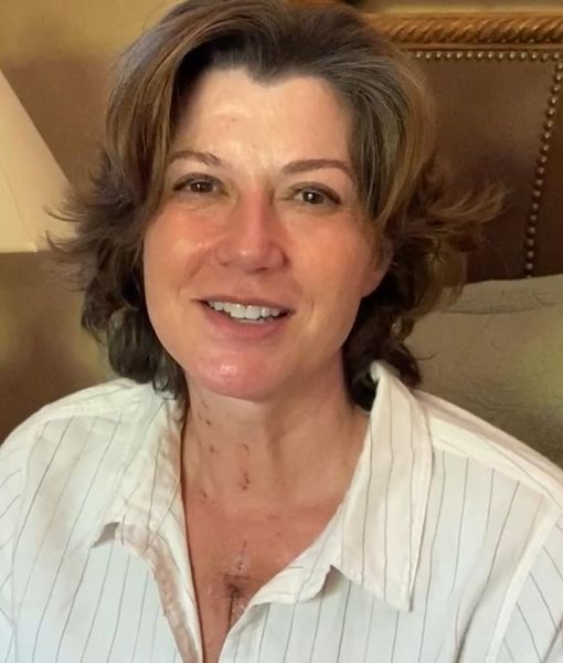 Amy Grant Shares Photos of Her Scar After Open-Heart Surgery