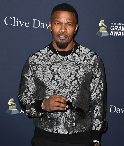 Jamie Foxx Gives Powerful Speech, Calls On Celebs to Join Protests