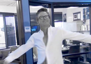 Big Man in a Little Shirt! Wardrobe Department Pranks Billy Bush