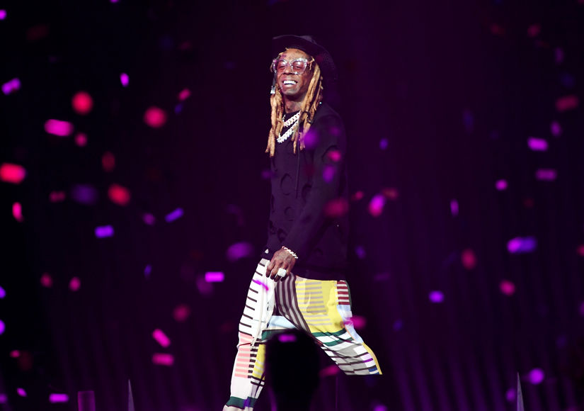 Instagram Official! Lil Wayne Is Dating Another Model After La'tecia Thomas Split