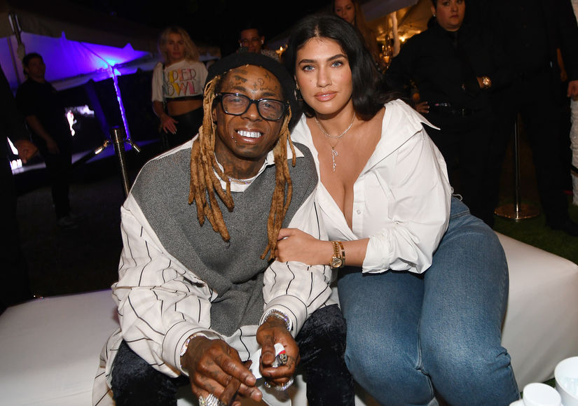 Instagram Official! Lil Wayne Is Dating Another Model