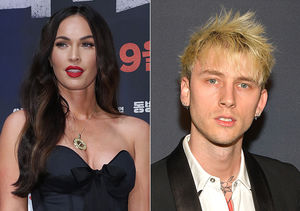 Sealed with a Kiss! Megan Fox & Machine Gun Kelly Confirm Their Romance