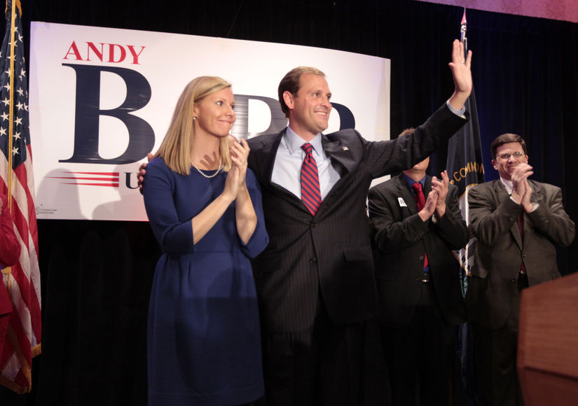 Cause of Death Revealed for Congressman Andy Barr's Wife Carol