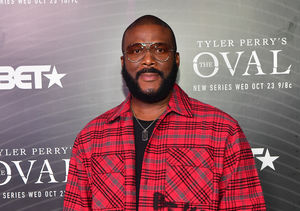 Emotional Tyler Perry Speaks of Preparing Young Son for 'Harsh Reality That…