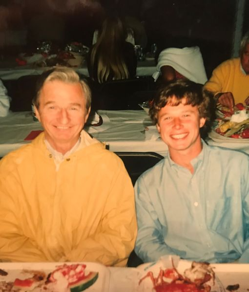 Billy Bush Shares a Sweet Story About His Dad Ahead of Father's Day