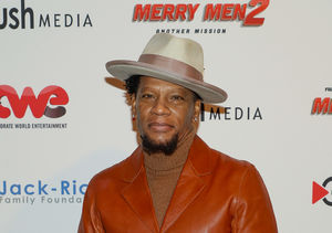 D.L. Hughley's Take on Those Not Wearing Masks During COVID-19 Pandemic