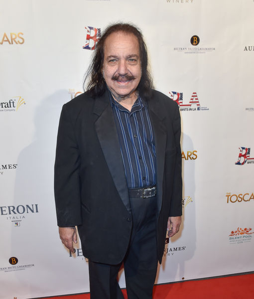 Adult Film Star Ron Jeremy Charged with Sexual Assault