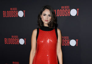 Eiza Gonzalez Reveals How Coronavirus Affected 'Bloodshot' Promo Tour