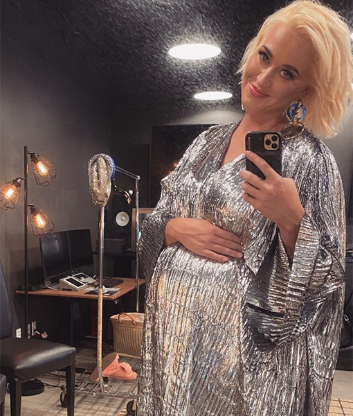 Katy Perry Dishes on Her 'Wild' Babymoon with Orlando Bloom
