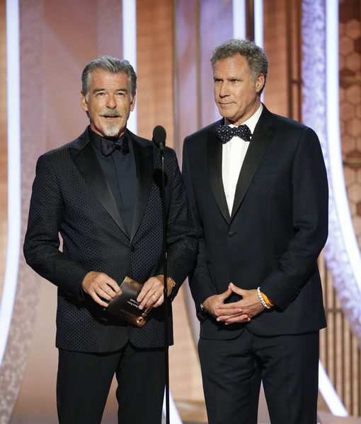 How Will Ferrell Convinced Pierce Brosnan to Play His Dad in 'Eurovision'