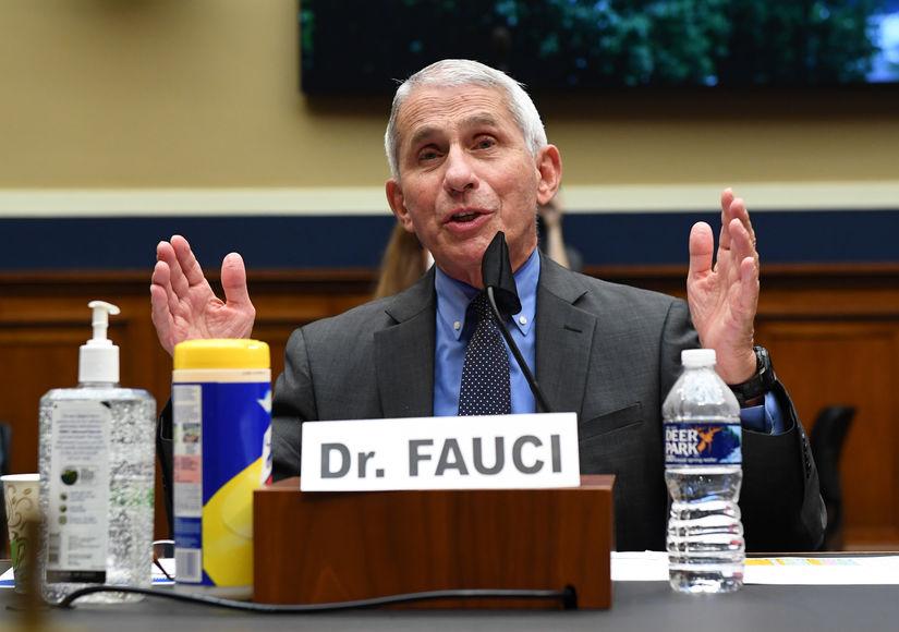 Dr. Fauci, Carole Baskin… Who Will Join 'DWTS' Next Season?