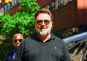 Russell Crowe on Quarantine Life with His Parents, Plus: He Addresses…