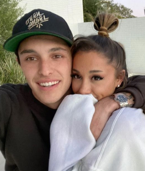 Ariana Grande Makes It Instagram Official with Dalton Gomez for Her 27th…
