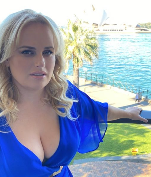 Rebel Wilson's Weight Loss Method Requires Special Chewing Technique