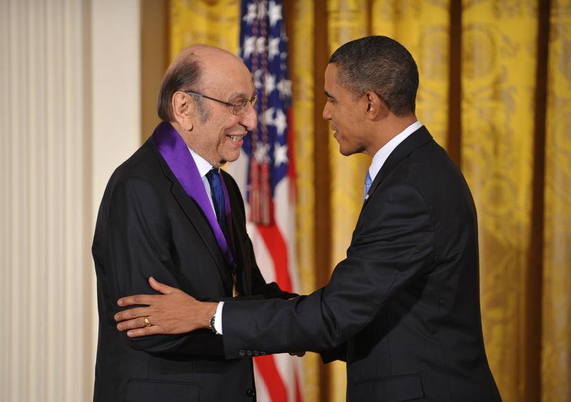 'I ♥ NY' Designer Milton Glaser Dead at 91