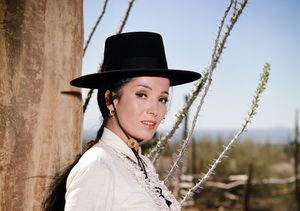 'High Chaparral' Star Linda Cristal Dead at 89