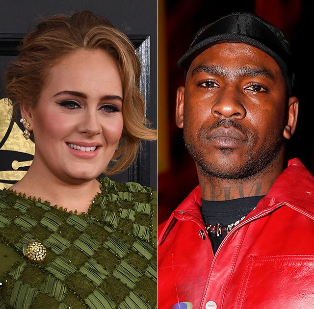 Adele Rapper Skepta Fuel Romance Rumors With Flirty Instagram Exchange Extratv Com