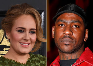 Adele & Rapper Skepta Fuel Romance Rumors with Flirty Instagram…