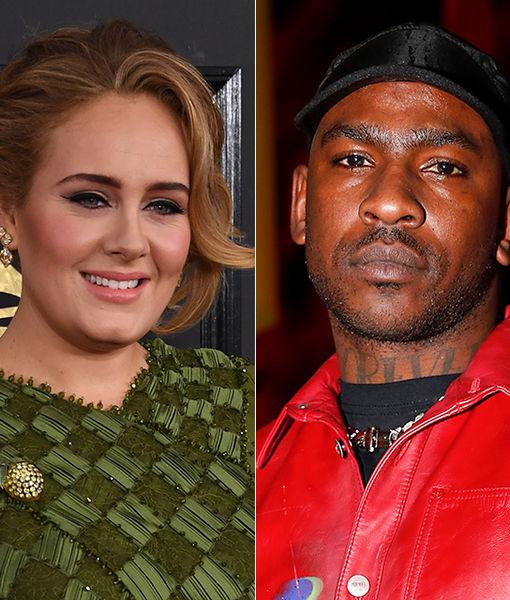 Adele & Skepta Fuel Romance Rumors with Their Flirty Instagram Exchange