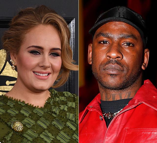 Adele & Rapper Skepta Fuel Romance Rumors with Flirty Instagram Exchange