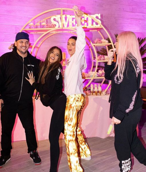 'Back Baby'! Rob Kardashian Shows Off Weight Loss at Khloé's Birthday Party
