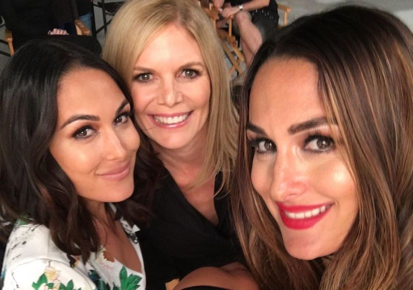 Nikki & Brie Bella's Mom Undergoes Brain Surgery
