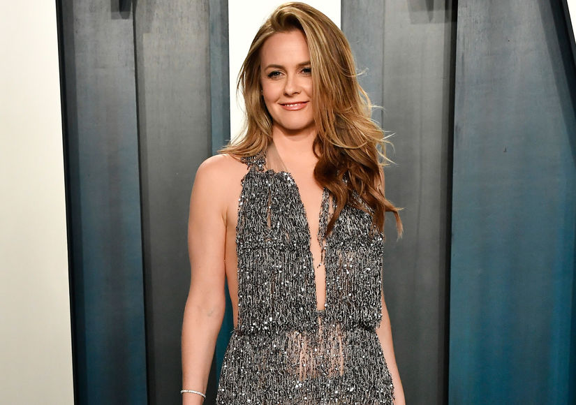 Alicia Silverstone on What She Loves About New 'Babysitters Club,' Plus:…