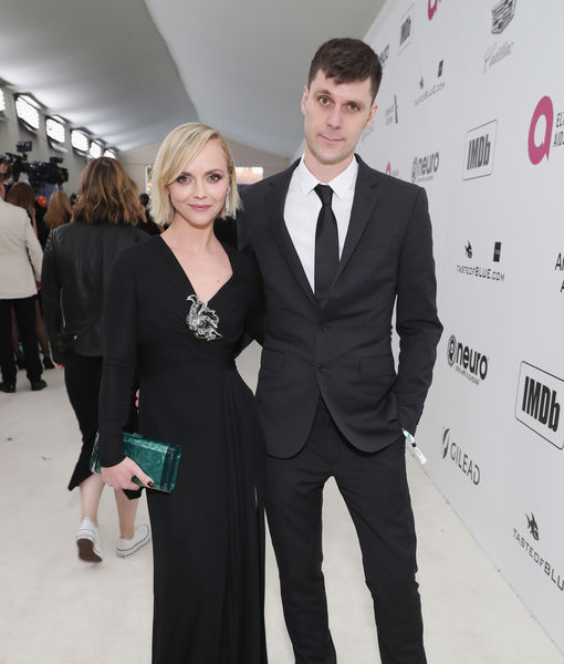 Christina Ricci Granted Emergency Protective Order Against Husband After Domestic Battery Call